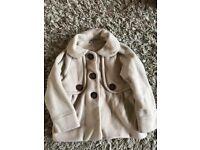 Girls age 3-4 years Next coat