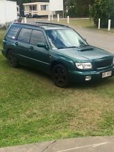 1999 Subaru Forester Wagon Woolloongabba Brisbane South West Preview