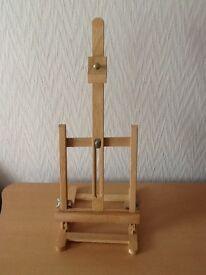 artist table easel