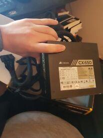 Corsair CX650/550 power supply