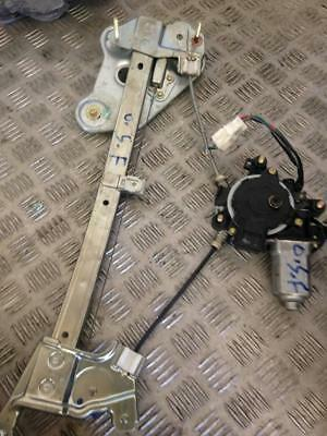 2004 TOYOTA CELICA 1.8 VVTI COUPE DRIVER SIDE RIGHT FRONT WINDOW MOTOR REGULATOR