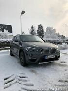 BMW X1 F48 sDrive18i Test