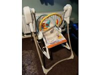 Fisher price 3 in 1 rocker swing