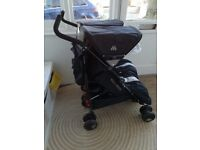 Great Condition Maclaren twin techno stroller