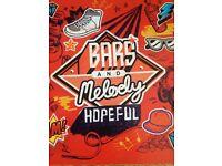 Bars And Melody -Hopeful (Genuine Hand Signed)