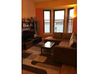 Two rooms to rent in lovely flat near city centre. Student friendly.
