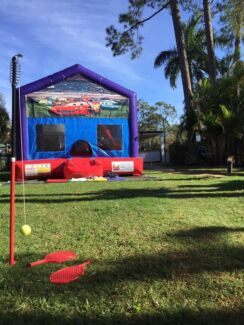 Cars C4 combo Jumping Castle Hire