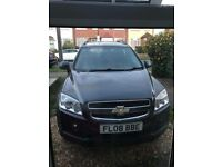 For sale Chevrolet Captiva 2008