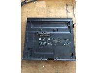 IBM Lenovo ThinkPad X6 TABLET UltraBase Docking Port Station 42X4321 42X4320