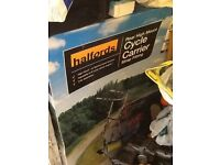 Cycle carrier **** BRAND NEW - STILLED BOXED***