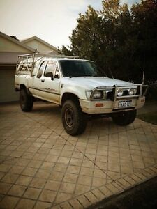 Wrecking Toyota Hilux ln106 ln110 1996 2.8 Albion Park Shellharbour Area Preview