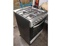 AMICA GAS HOB WITH ELECTRIC OVEN FULLY WORKING