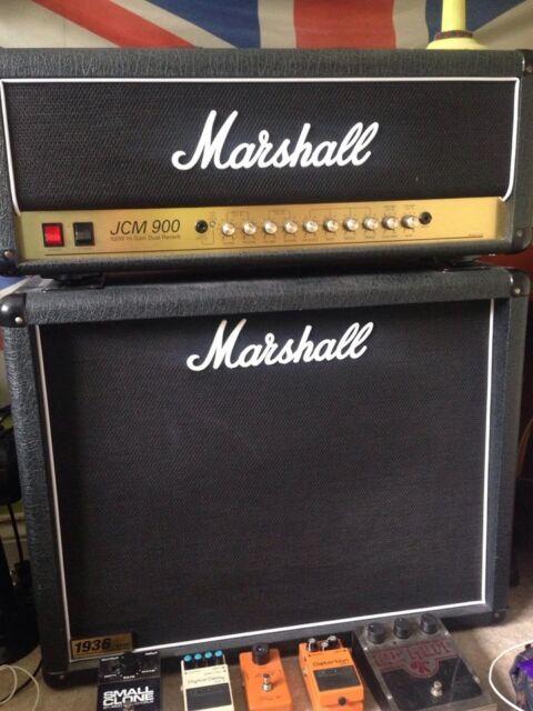 dating Marshall JCM 900