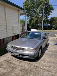 1994 Mitsubishi Magna Sedan Warners Bay Lake Macquarie Area Preview
