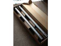 Vauxhall zafira roof bars plus boot liner