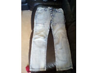 8 pairs of mens jeans for sale