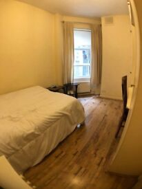 DOUBLE ROOM - SINGLE USE - AVAILABLE NOW - ZONE 2 - JUBILEE LINE