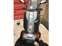 KYMCO Maxi XLS ForU Mobility Scooter + charger