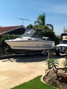 21ft boat
