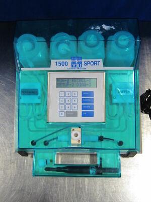 Ysi 1500 Sport Blood Lactate Analyzer Biochemistry Yellow Springs Instruments