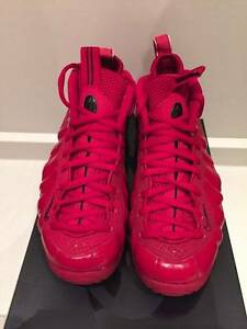 promo code 9e515 3ae45 Nike Air Foamposite Pro Gym Red Red October US9