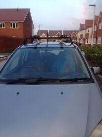 ford focus c-max 2004-2007 roof bars