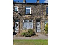 2 Bedroom through terrace to rent Bradford BD4