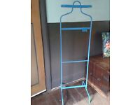 Blue IKEA Valet Stand (£13 new and now only available in white)