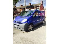 Vauxhall Vivaro Low Mileage 130.000 and ready for work
