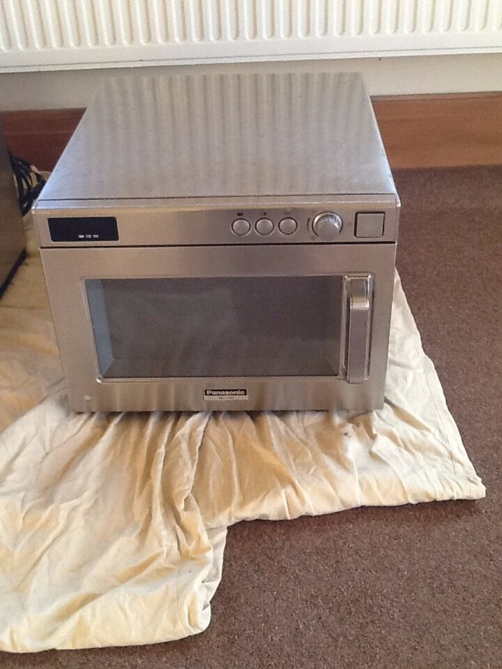 Panasonic Commercial Microwave 1400 Watts | in Blackpool