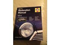 Haynes mini restoration manual