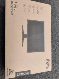 Lenovo 24 inch 144hz gsync monitor