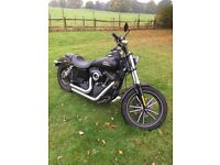 Harley Davidson Street Bob Special For Sale
