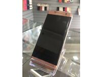 Samsung Galaxy s7 edge rose gold **Grade A**