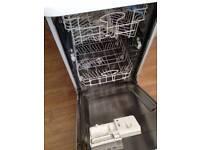 INDESIT Dishwasher (Slimline)