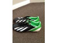 Addidas f10 football boots 9