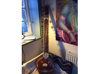 Sitar from India Excellent Condition
