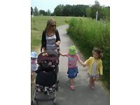 Qualified, OFSTED registered nanny available for school holiday care