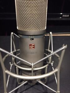 Neumann, Rode, AKG, Euphonix, Blue, SE, UAD, Digidesign, etc...