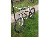 NORCO JUMP BIKE ( swap only ) full sus wanted