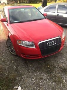 Audi A4 2006 for sell