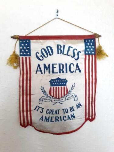 Vintage World War 1 Eagle Patriotic