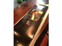 Supreme x Micheal Jackson Skate Deck - Black & White Available