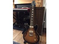 Gibson Midtown Custom P90's Sunburst ...Beautiful guitar that plays great and sounds amazing.