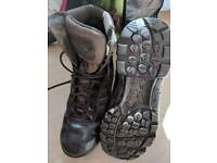 Cadet marching boots