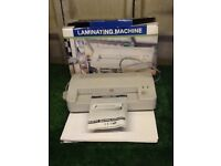 Laminator and paper trimmer