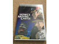 Howls Moving Castle DVD - Studio Ghibli (2 disc)