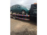 Sell your scrap vehicle - fast hassle free service