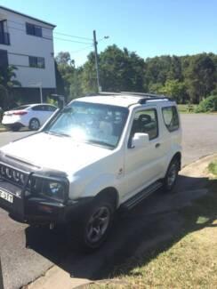 "2007 Suzuki Jimny with 2"" lift, bullbar, snorkel Woolloongabba Brisbane South West Preview"