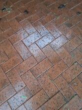 Pavers Red Clay 15m2 Greenwith Tea Tree Gully Area Preview